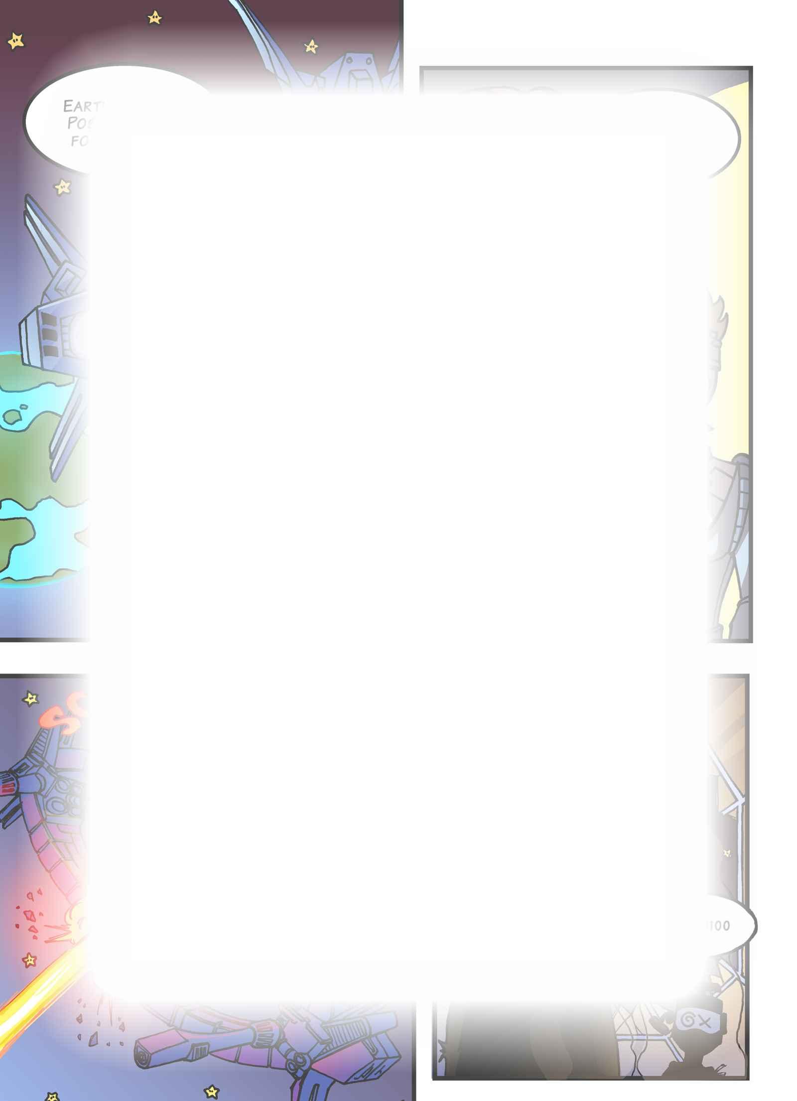 Super Dragon Bros Z : Глава 8 страница 7