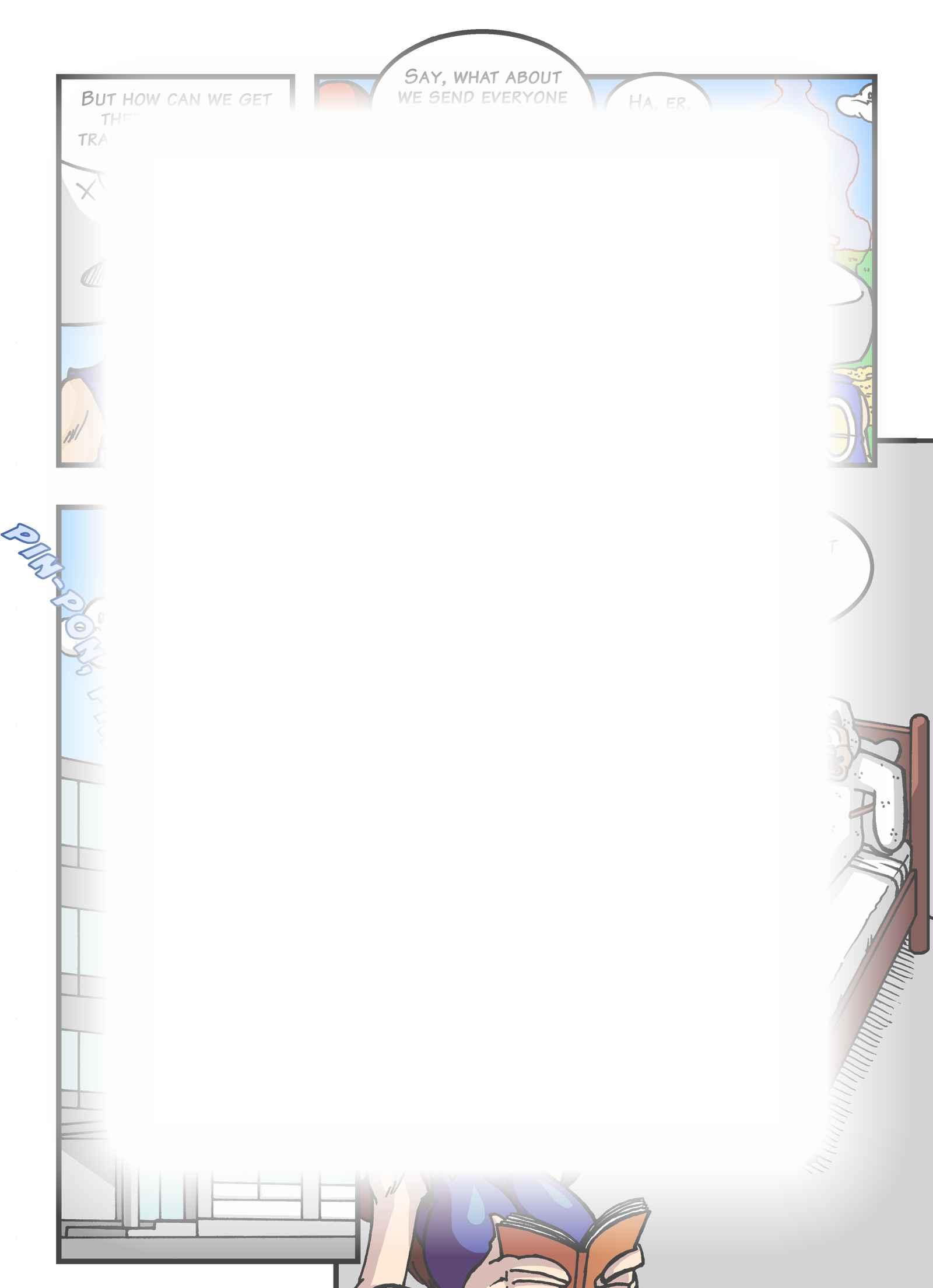 Super Dragon Bros Z : Chapitre 8 page 11