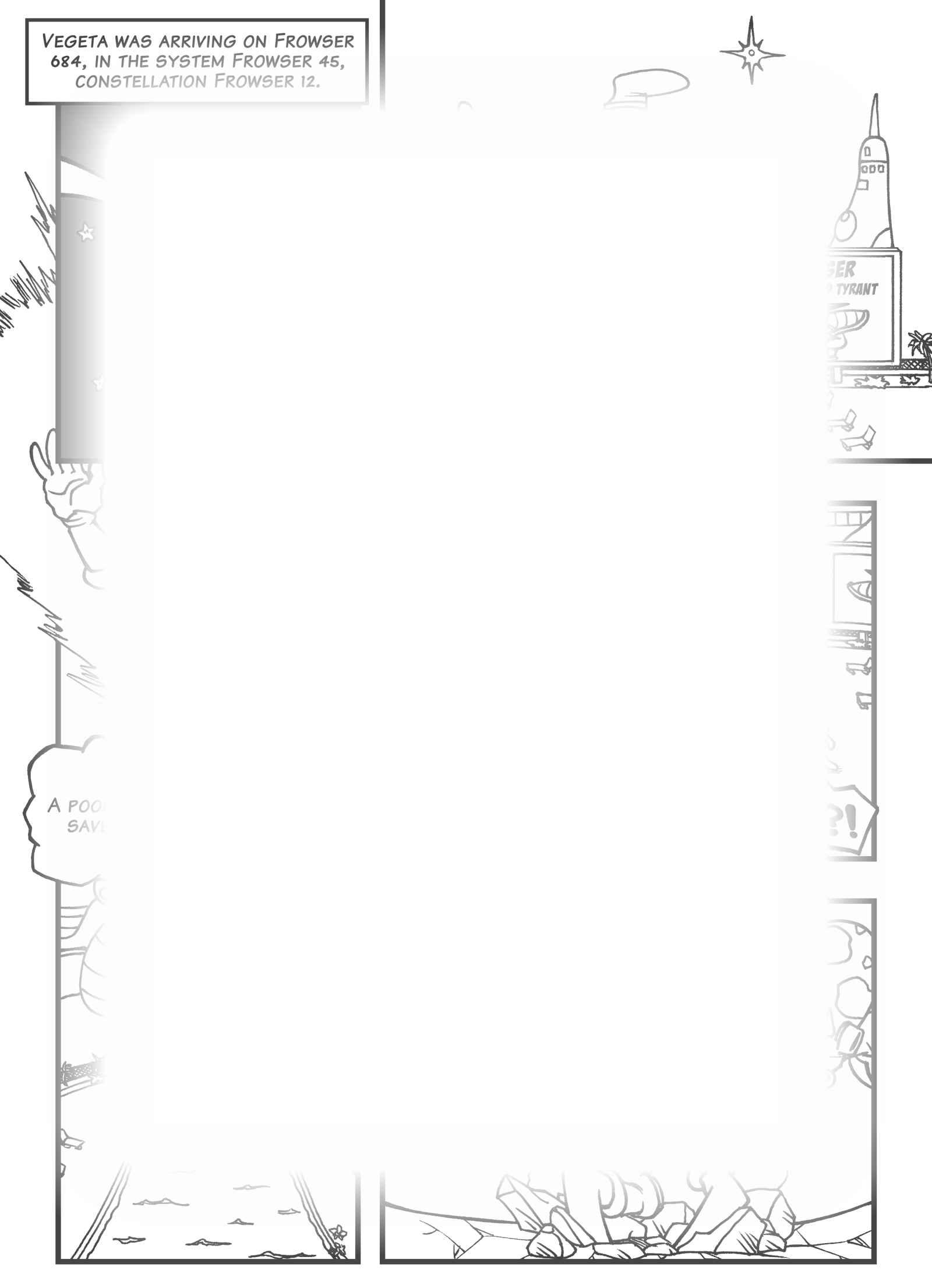 Super Dragon Bros Z : Глава 8 страница 18