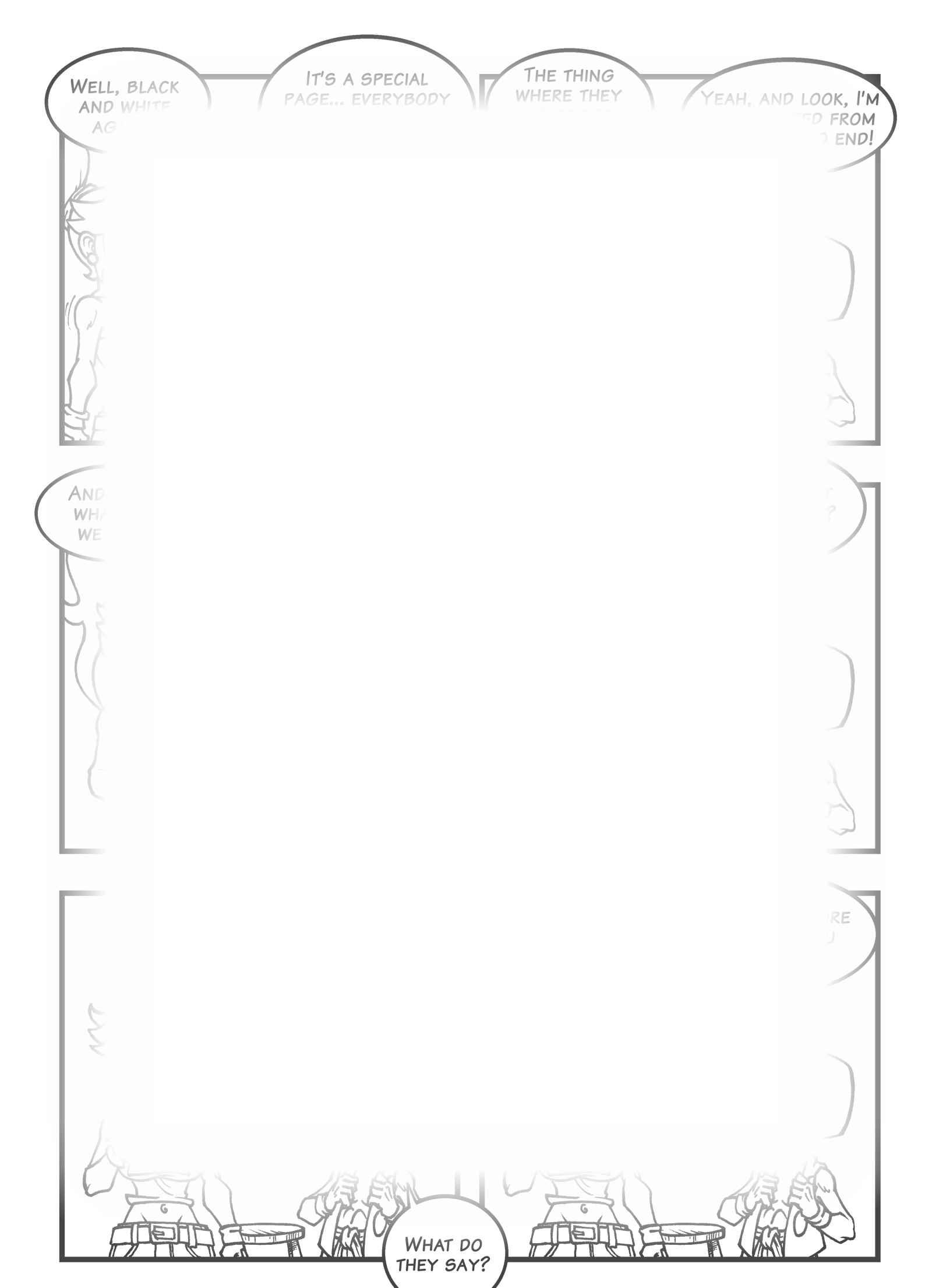 Super Dragon Bros Z : Глава 8 страница 27