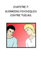 Guerriers Psychiques : Chapitre 7 page 1