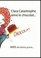 Clara Catastrophe : Глава 1 страница 2
