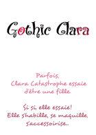 Clara Catastrophe : Chapitre 1 page 20
