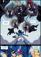 Saint Seiya - Black War : Chapitre 6 page 11