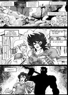 Black War - Artworks : Chapitre 5 page 8