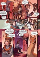 A Redtail's Dream : Chapter 2 page 8