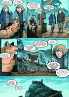 A Redtail's Dream : Chapitre 3 page 25