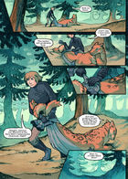 A Redtail's Dream : Chapter 3 page 8