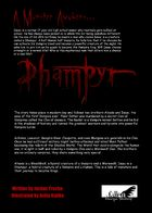 Dhampyr : Capítulo 1 página 1