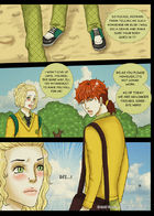 Boy with a secret : Chapter 2 page 7