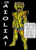 Saint Seiya Ultimate : Chapitre 1 page 14