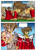 Saint Seiya Ultimate : Chapter 10 page 9