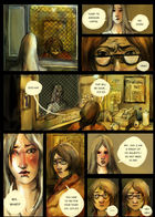 Between Worlds : Chapter 3 page 8