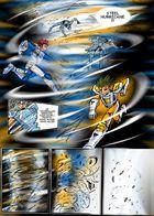Saint Seiya - Ocean Chapter : Capítulo 6 página 21