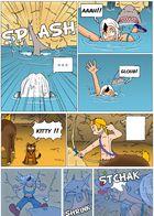 Pussy Quest : Capítulo 4 página 9