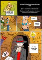 Pussy Quest : Capítulo 4 página 5