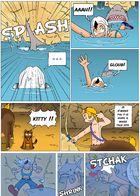 Pussy Quest : Chapitre 4 page 9