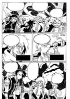 Battle Saga : Chapter 1 page 3