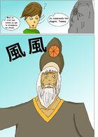 Secret Wizard : Chapitre 1 page 5