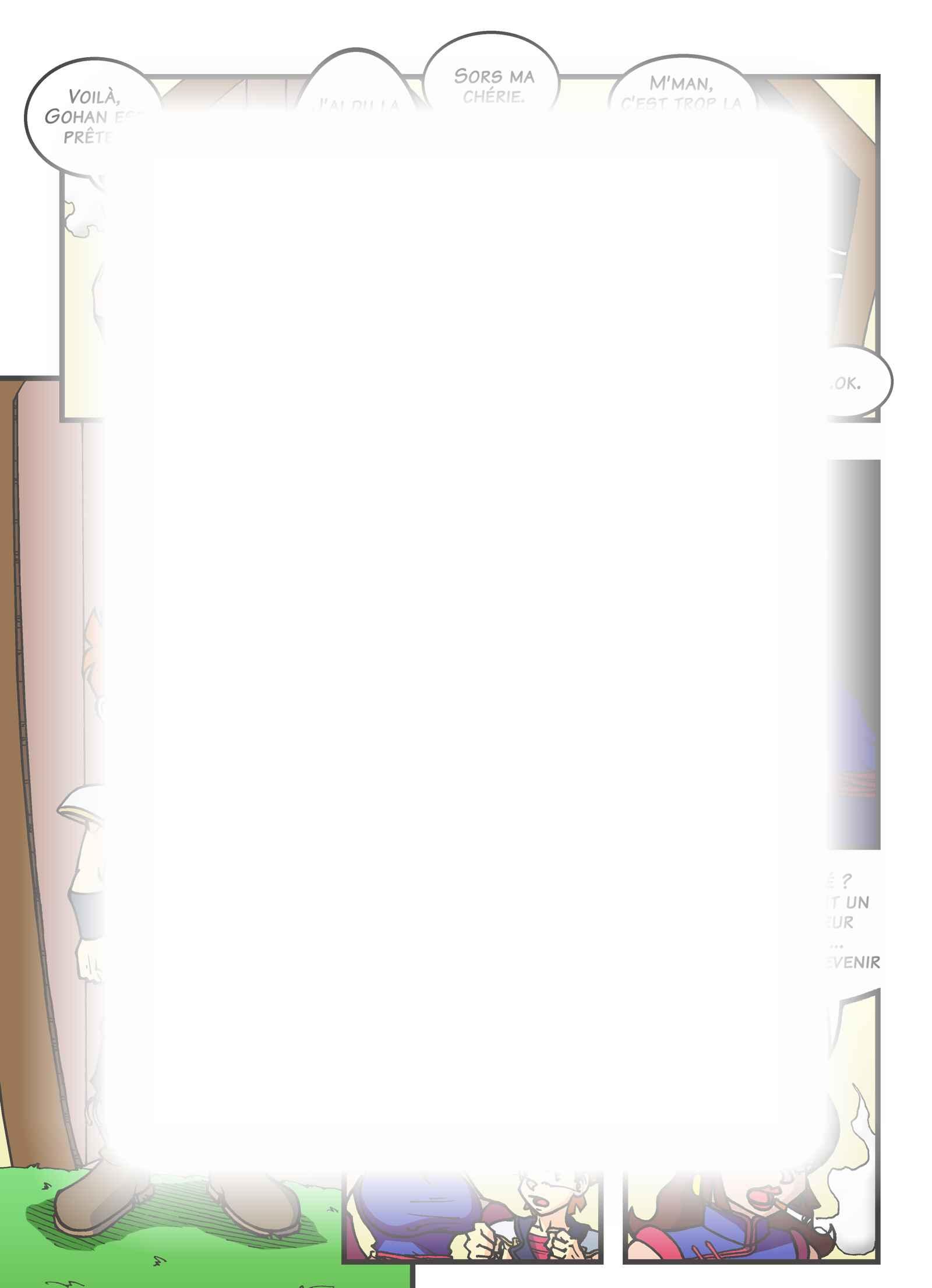 Super Dragon Bros Z : Chapitre 9 page 6
