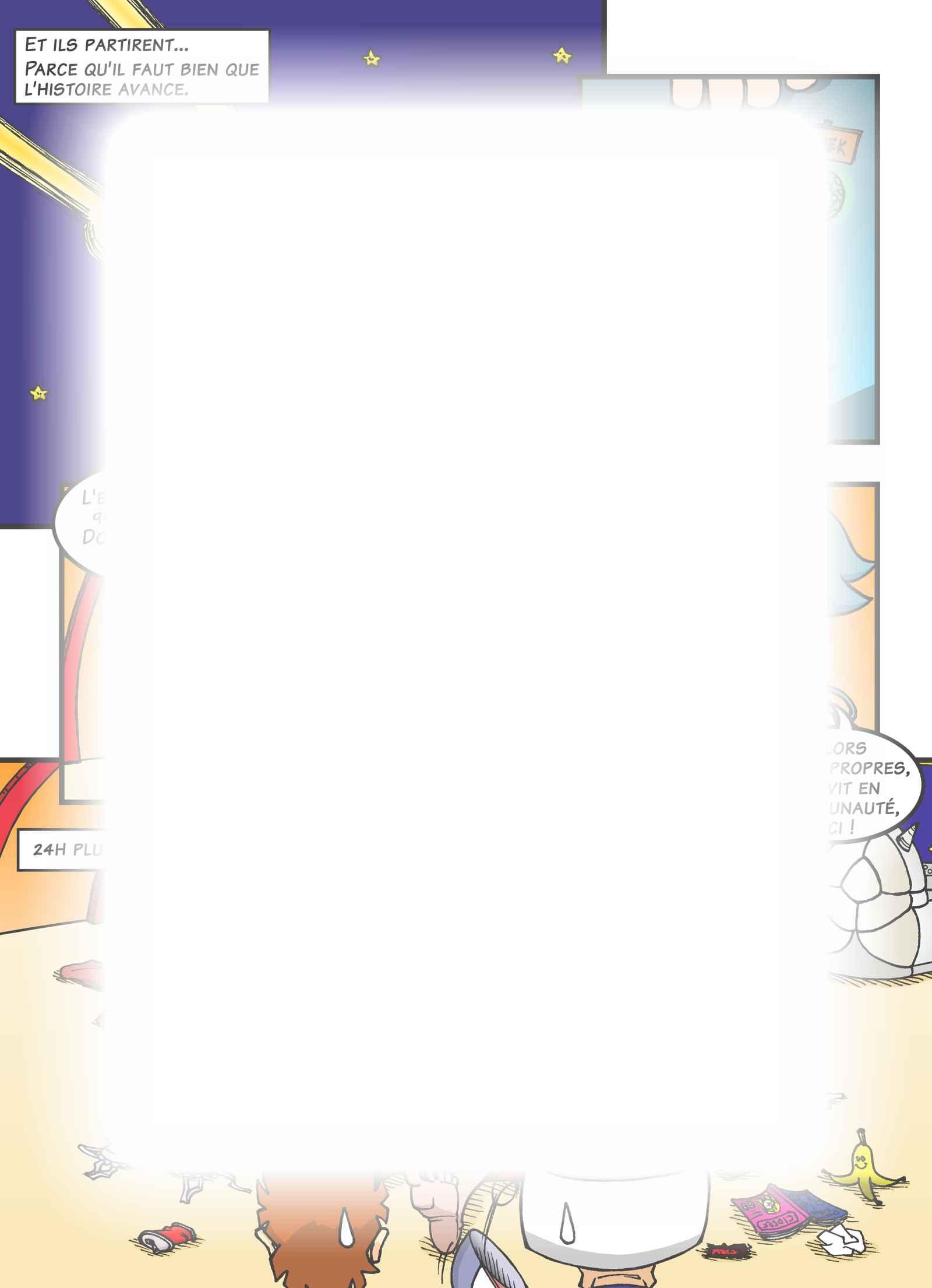 Super Dragon Bros Z : Chapitre 9 page 7