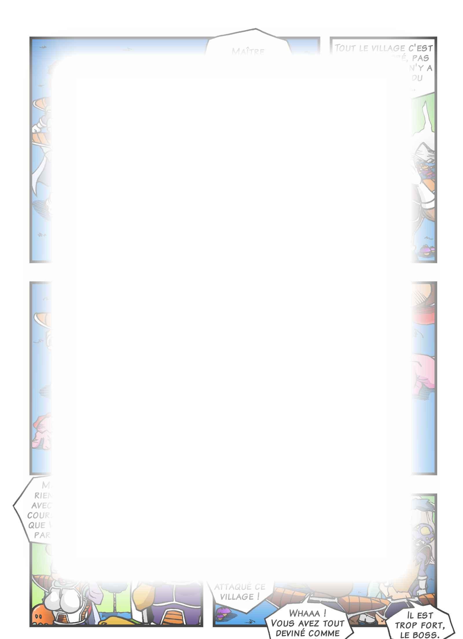 Super Dragon Bros Z : Chapitre 9 page 14