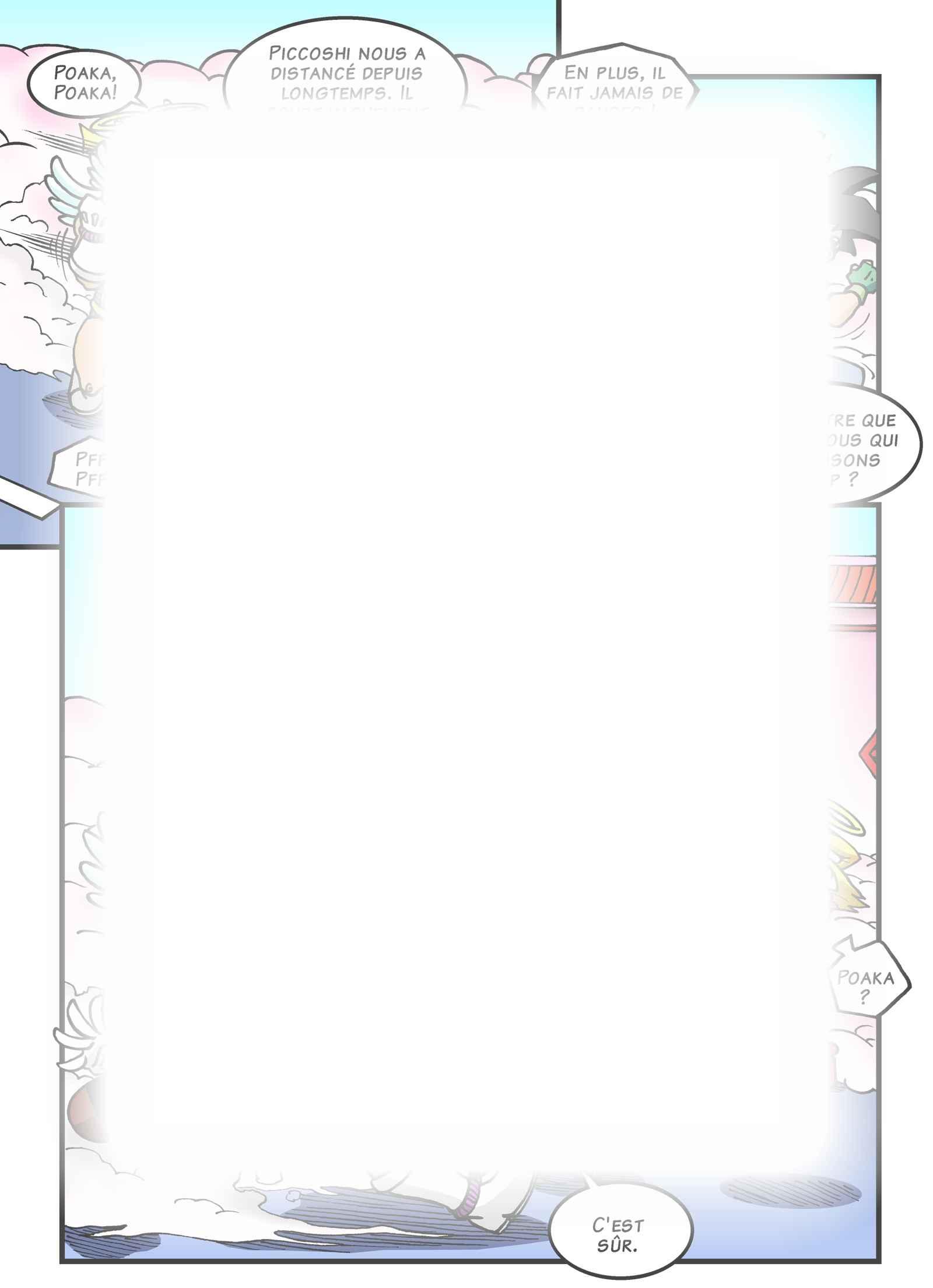 Super Dragon Bros Z : Chapitre 9 page 15
