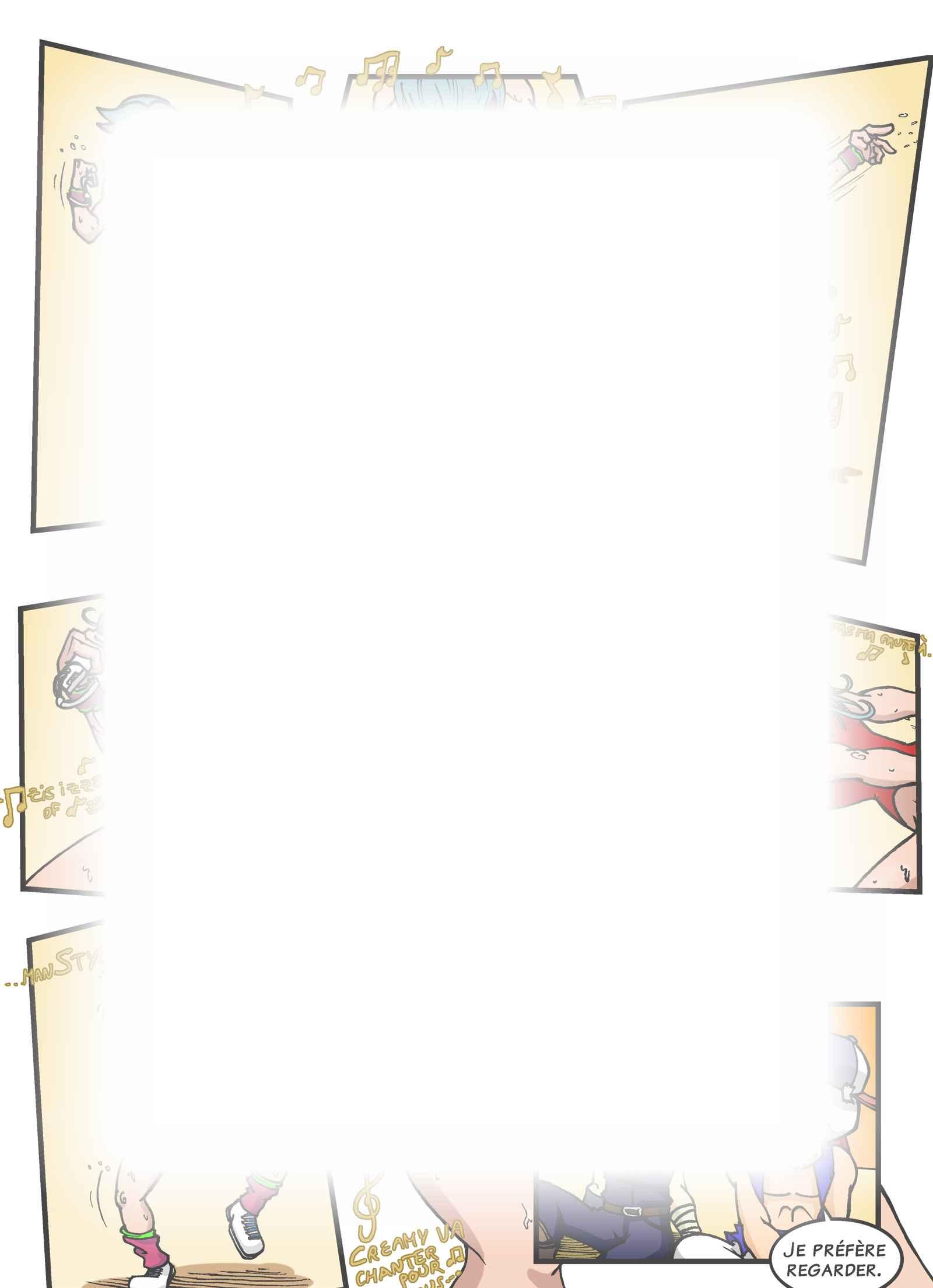 Super Dragon Bros Z : Chapitre 9 page 16