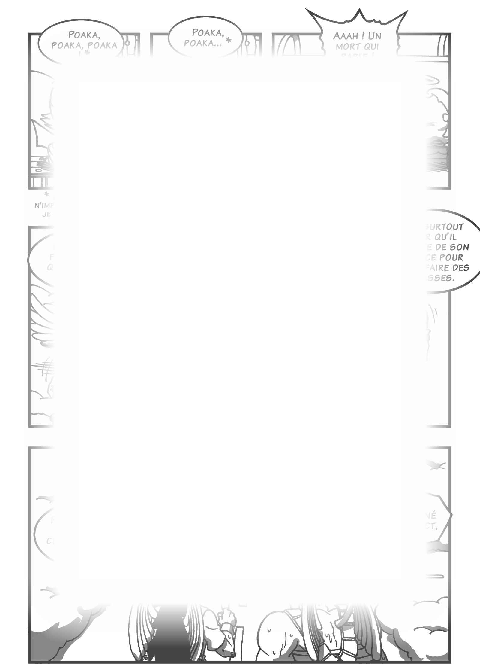 Super Dragon Bros Z : Chapitre 9 page 23