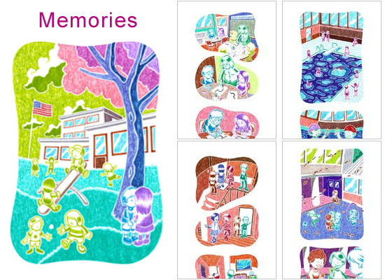 Read Memories on Amilova