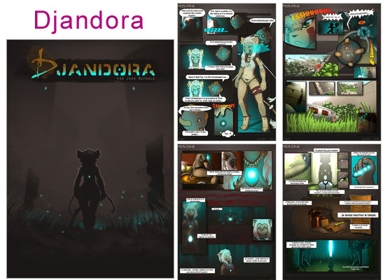 Read Djandora on Amilova