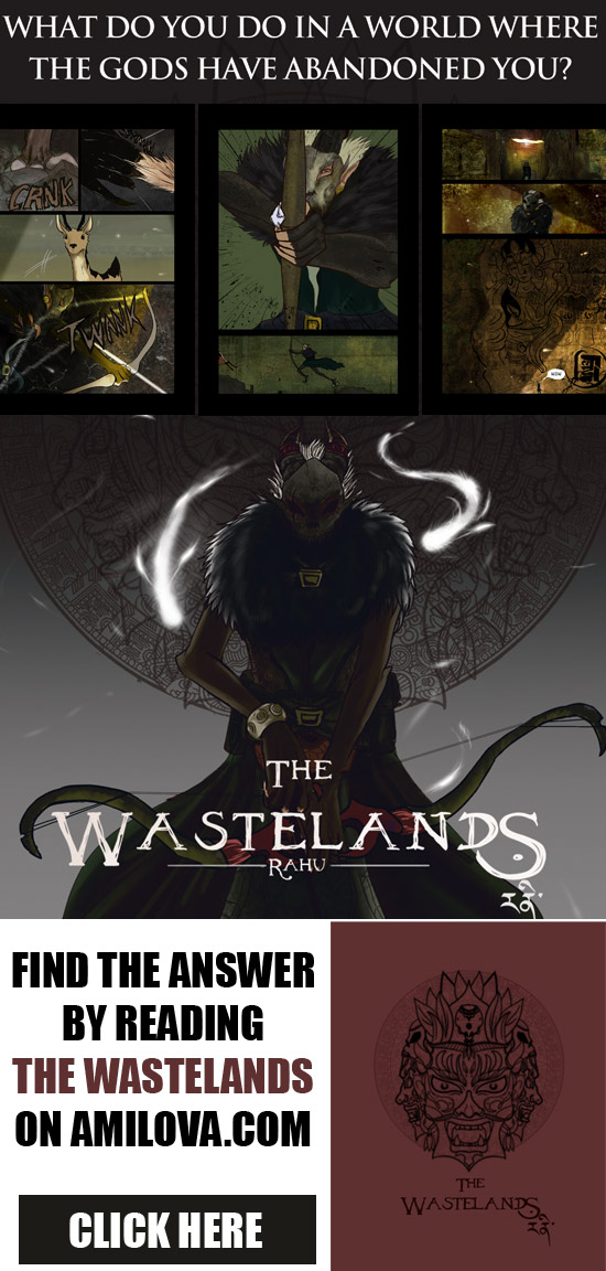 Read the Wastelands on Amilova