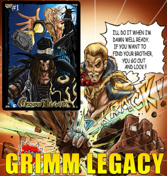 Read Grimm Legacy on Amilova