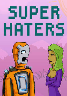 Read Super Haters