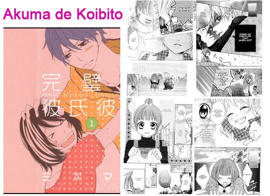 Read Akuma de Koibito