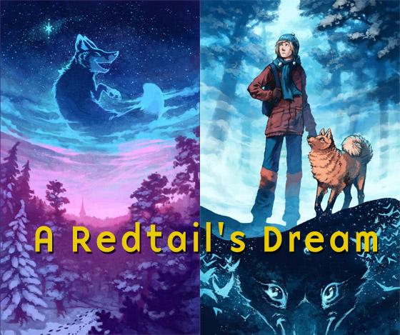Lire et découvrir A Redt'ails dream sur Amilova