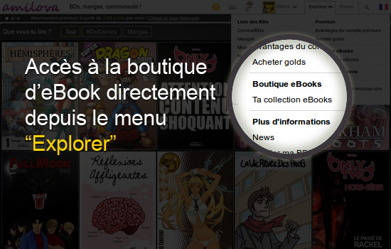 Voir la boutique d'eBook d'Amilova
