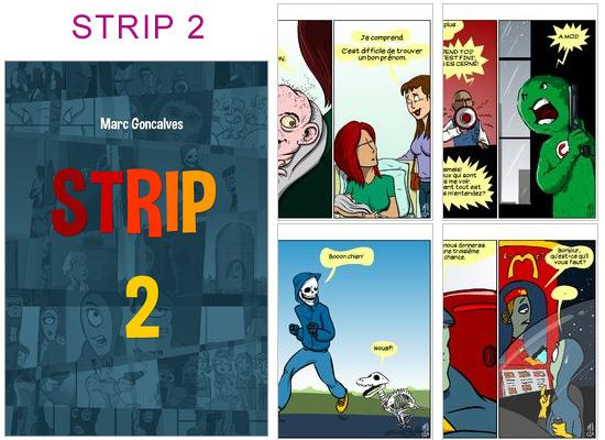 Lire et découvrir Strip 2 sur Amilova