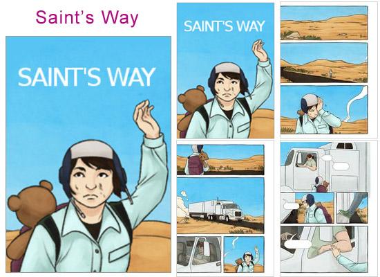 Lire et découvrir Saint's Way sur Amilova