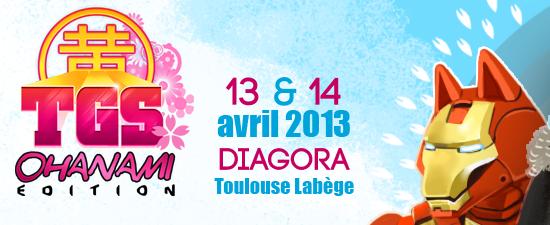 évènement et conventions Amilova en mars et avril 2013