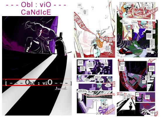 Lire et découvrir - - - Obl : viO - - - CaNdIcE sur Amilova