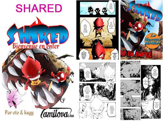 Lire et découvrir SHARED sur Amilova