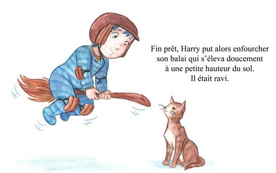 Lire et découvrir Baby Harry sur Amilova